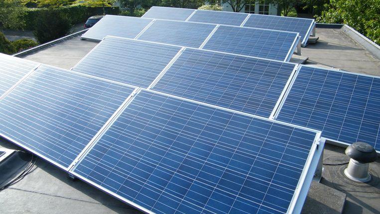 Allemaal goedkoop zonnepanelen aanschaffen dankzij een btw-verlaging? Vergeet het maar. Beeld