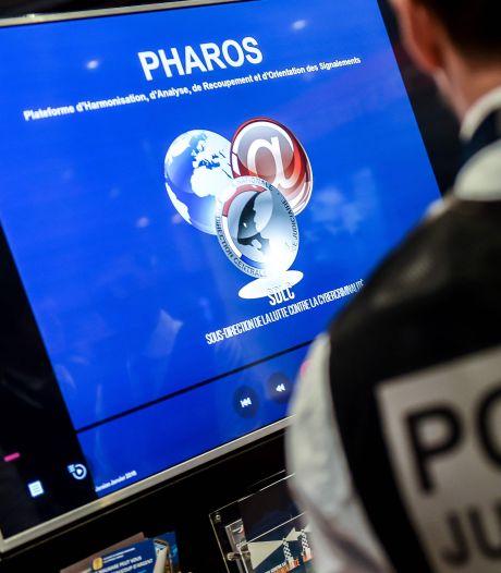Franse neonazi's verspreiden foto van afgehakt hoofd vermoorde leraar, justitie opent onderzoek