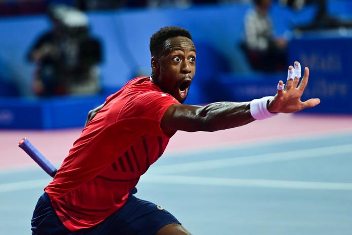 Neuvième titre ATP et troisième sacre à Montpellier pour Gaël Monfils.