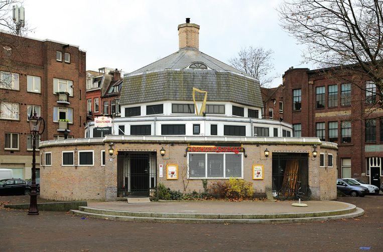 Gemeente Badhuis, Boerhaaveplein. Architect: Arend Jan Westerman, 1921 Beeld Pim van Schaik