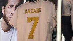 Daar zijn de eerste Hazard-shirts al (en ze kosten 147,95 euro per stuk)