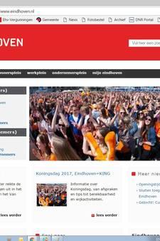 Nieuwe website voor gemeente Eindhoven