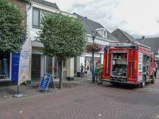 Veel rook bij schuurbrand in Rheden