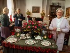 Open dag Engels servies Lucia de Bonth: 'Volgend jaar pak ik het anders aan'