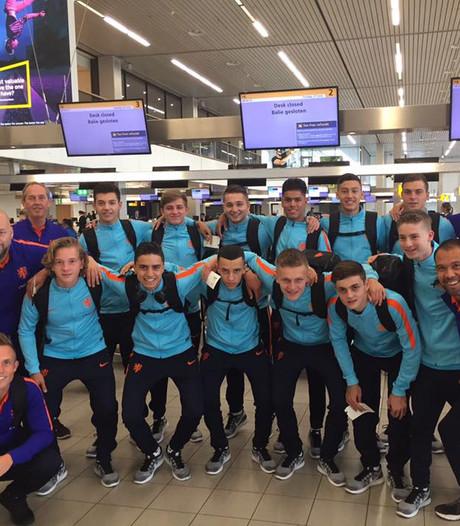 Jeugdspelers FC Eindhoven doen gooi naar Olympische Spelen