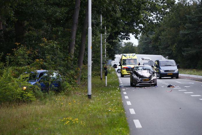 Hoe het ernstige ongeluk heeft kunnen gebeuren, wordt nog onderzocht.