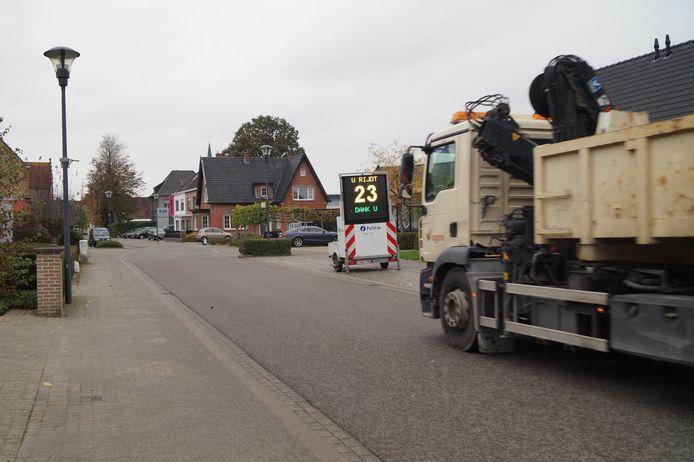 De zone dertig zal begin 2021 gehandhaafd worden door trajectcontroles in het centrum van Wingene. Nu al zijn er regelmatig sensibiliseringsacties via digitale borden.