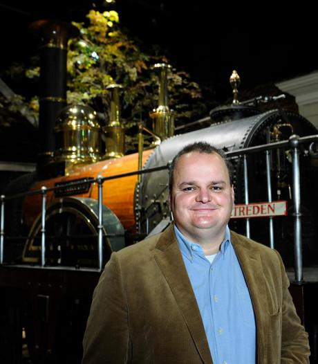 Directeur Spoorwegmuseum Foppen weg zonder vertrekpremie