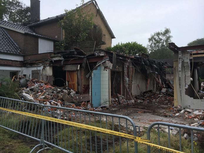 Brand in hotel in Klarenbeek