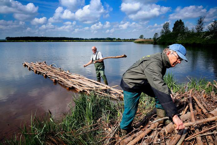 Dood hout vormt het leefgebied voor vissen en insecten. (Foto ter illustratie)