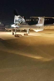Verdachten drugsvlucht van '1,2 miljoen' op Teuge blijven vastzitten