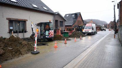 Wat zit er in de grond in Everberg? Zesde waterlek in één jaar in Kruisstraat