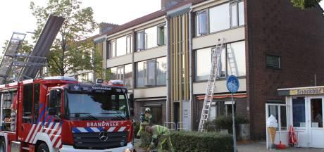 Brand bij flatwoning in Veenendaal, veel schade