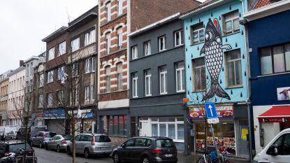 """Stad laat kleurrijke visgevel verwijderen: """"Past niet in straatbeeld"""""""