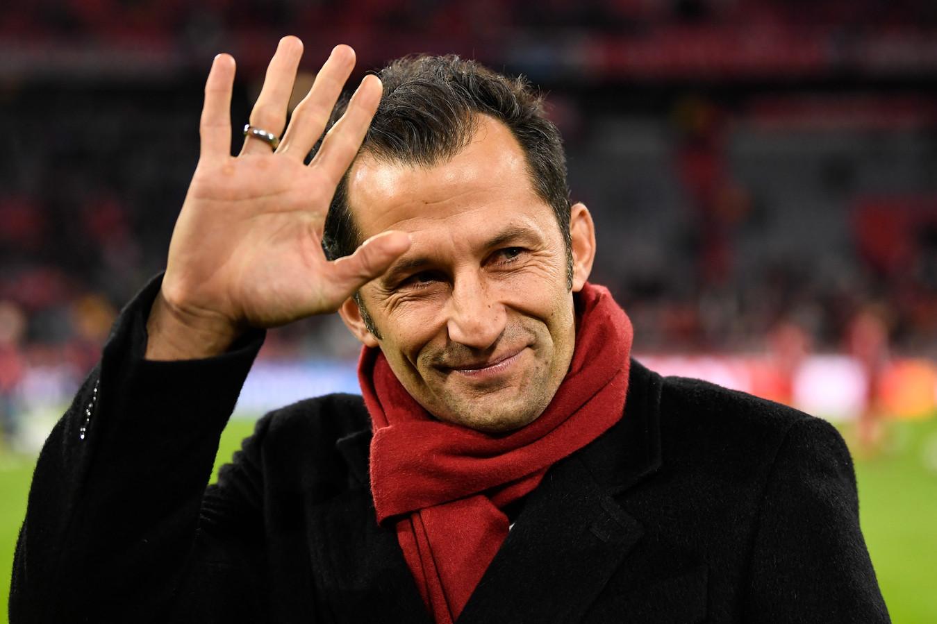 Hasan Salihamidzic, de technisch directeur van Bayern München.