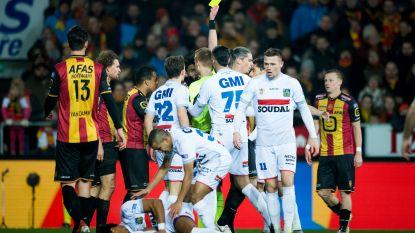 FT België (12/2). KV Mechelen is topschutter 2 matchen kwijt - Anderlecht stalt Abazaj in Kroatië - KRC Genk geeft jeugdproduct contract