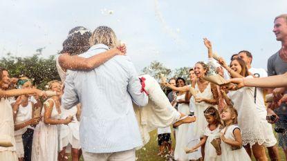 Dansen mag dan toch nog niet op trouwfeest: alleen openingsdans toegelaten