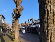 Marktstraat in Made na carnaval op de schop