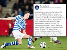 Linthorst probeert contract af te dwingen in buitenland