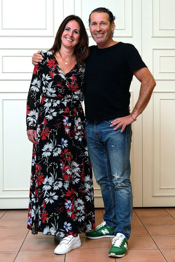 Danielle Baselier en Gerald van Binsbergen zijn naast vrienden ook zakenpartners.