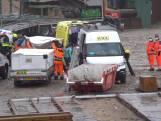 Bouwvakkers onwel door ongeluk op zandafgraving Spijk