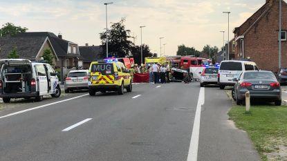 Politie gaat langs bij mensen die filmpjes en foto's maakten van dodelijk ongeval Schoonaarde