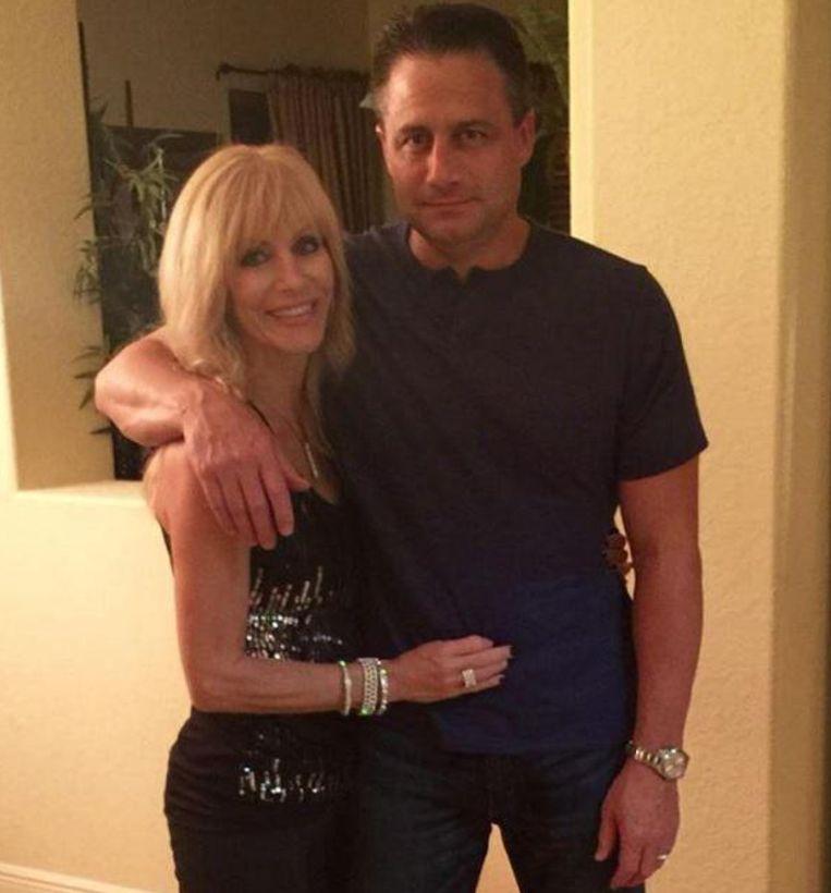 Debbie Cardone met haar echtgenoot Stephan
