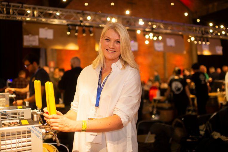 Kristi Hagel van Põhjala uit Estland.