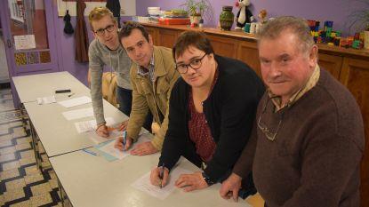 Actiecomité Olmenlaan houdt woord en stuurt brief met bezwaren naar burgemeester en schepenen