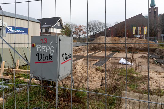Mogelijk vervuild zand werd onder meer toegepast in de Barneveldse wijken Eilanden-Oost en Veller.