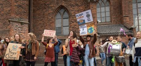 Drie Wageningers in hongerstaking voor beter klimaatbeleid