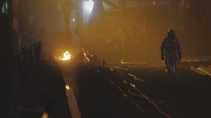 Zestigtal gezinnen geëvacueerd door brandend gaslek
