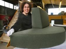 Middelburgse stoffeerster gaat voor 'hart' werken met passie en oog voor perfectie