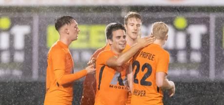 HHC oogst diep in de verlenging een aantrekkelijk bekerduel tegen Vitesse