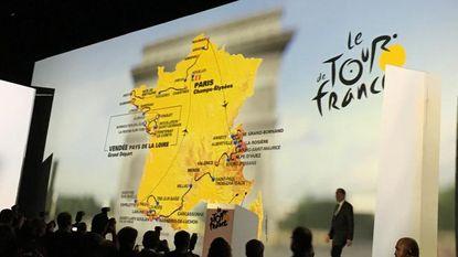 Zó ziet Tour 2018 eruit: 15 (!) kasseistroken in rit 9, zwaar Alpenmenu nadien, lastige tijdrit op voorlaatste dag