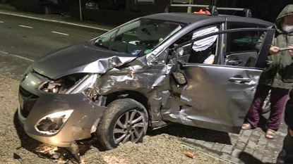 Na zware crash met gestolen wagen: opgepakte twintigers vrijgelaten