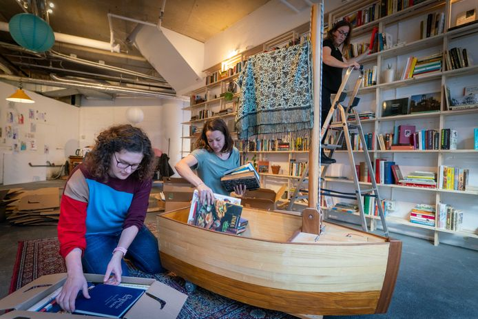 Arnhem 3010- ABC Libertas, boekencafé /206201