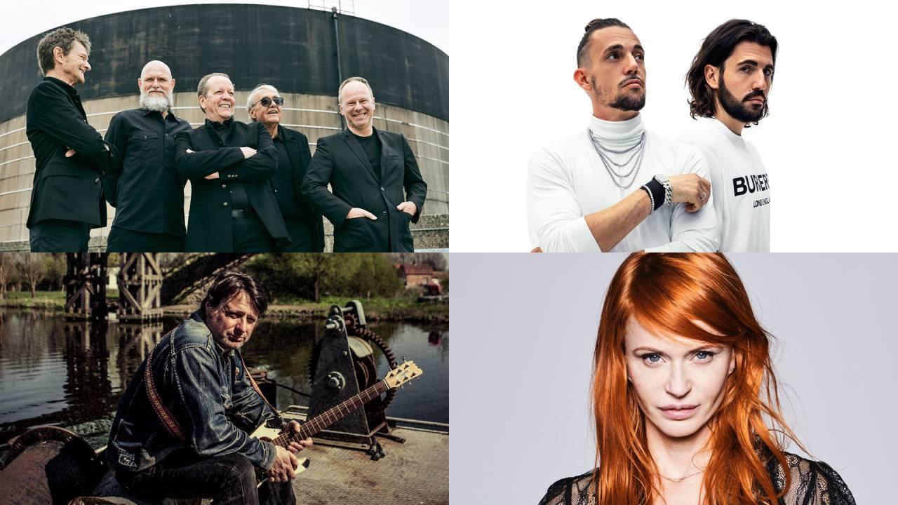 Ruim 40 artiesten van bij ons coveren de populairste songs van 8 Belgische muziekiconen in The Best Of