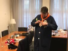 Zo viert de burgemeester van Roosendaal zijn eerste carnaval