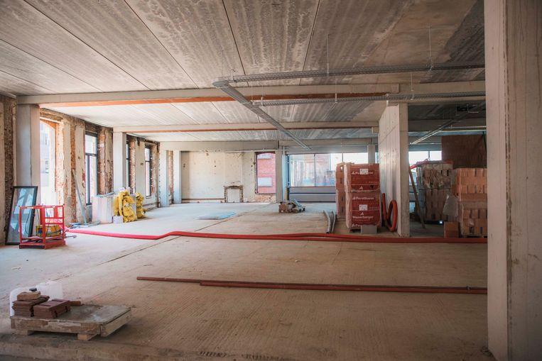 De verhuis staat gepland in het najaar van 2021.