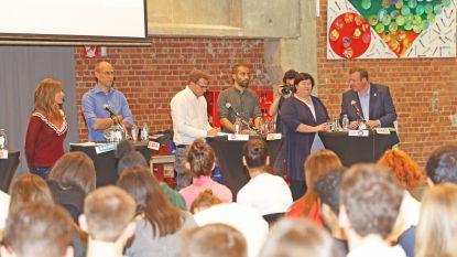 Politiek debat en peiling in Sint-Donatus: Sammy Madhi (CD&V) is de populairste