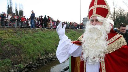 Sint meert op 1 december aan in jachthaven