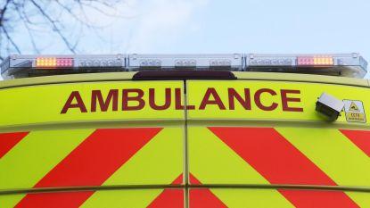 Landgenoot gewond na ongeluk in Nederlandse Clinge