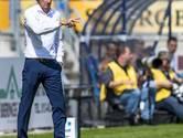 Koster krimpt bank Willem II in: 'Voor iedere linie twee wissels is voldoende'