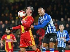 Deadlinedrama voor Ogenia: nieuweling FC Eindhoven tekent contract en raakt binnen paar uur geblesseerd