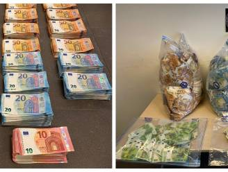 1,7 miljoen euro cash gevonden bij tegengehouden snelheidsduivel in Molenbeek