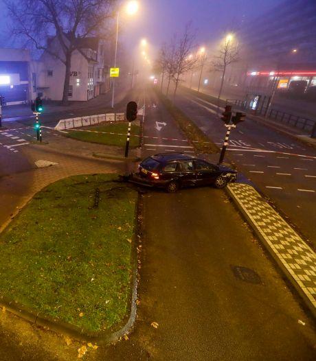 Deels vrijspraak voor stomdronken inrijden op vrouwen en agenten in Eindhoven