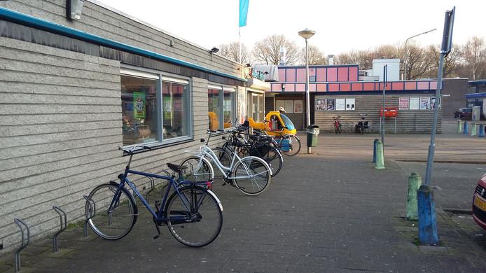 De Albert Heijn in de Meijhorst.