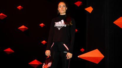 Beckham, Pogba, Dele, Wullaert: Gouden Schoen blinkt als eerste Belgische speelster in Adidas-campagne