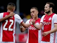 LIVE | Tadic faalt niet vanaf stip en vergroot voorsprong Ajax